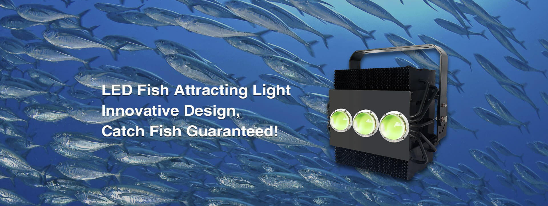 LED Fish-attracting Lights