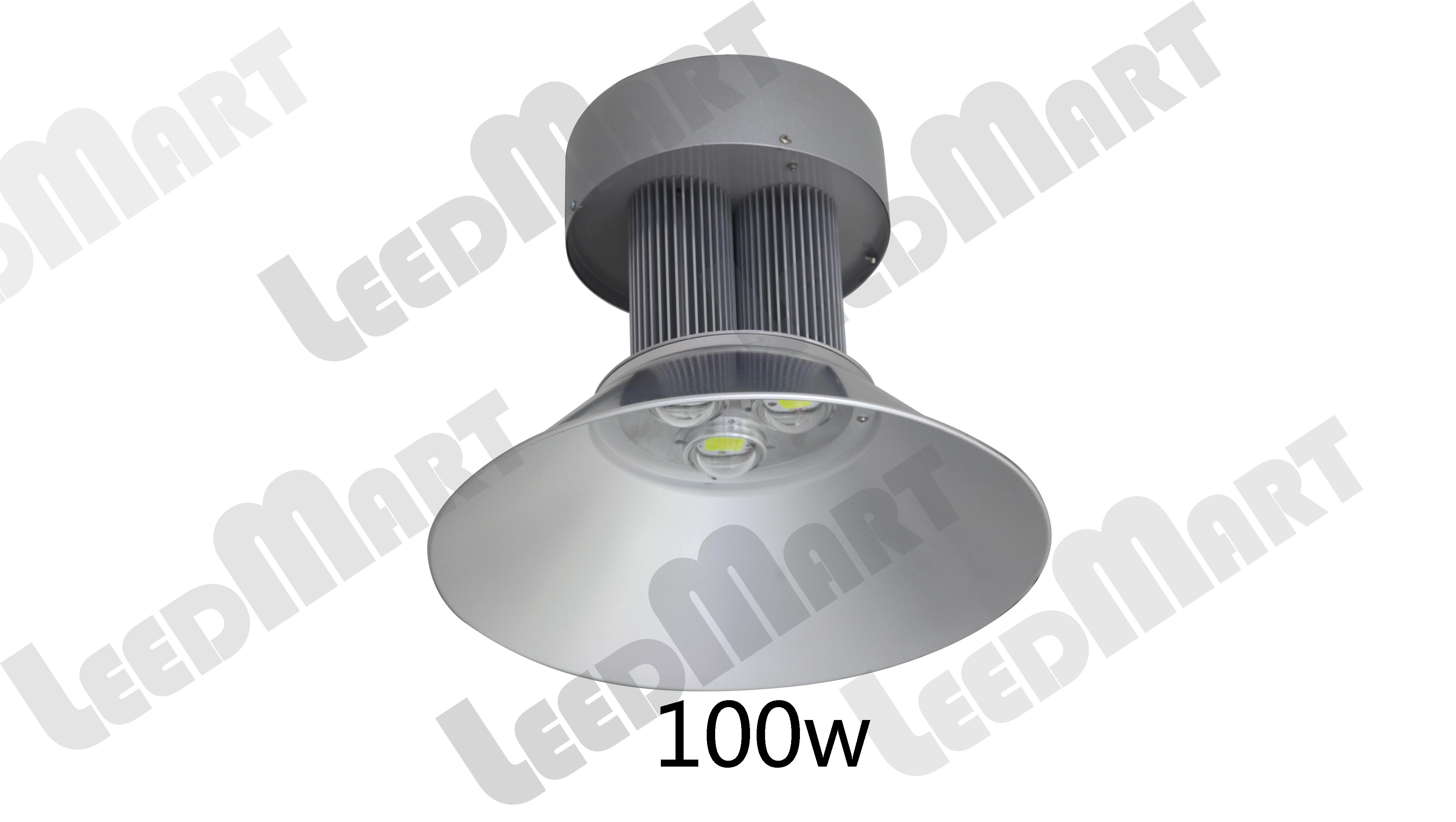 Classic style 100w-200w LED high bay light COB IP65 indoor outdoor commercial industrial warehouse lighting