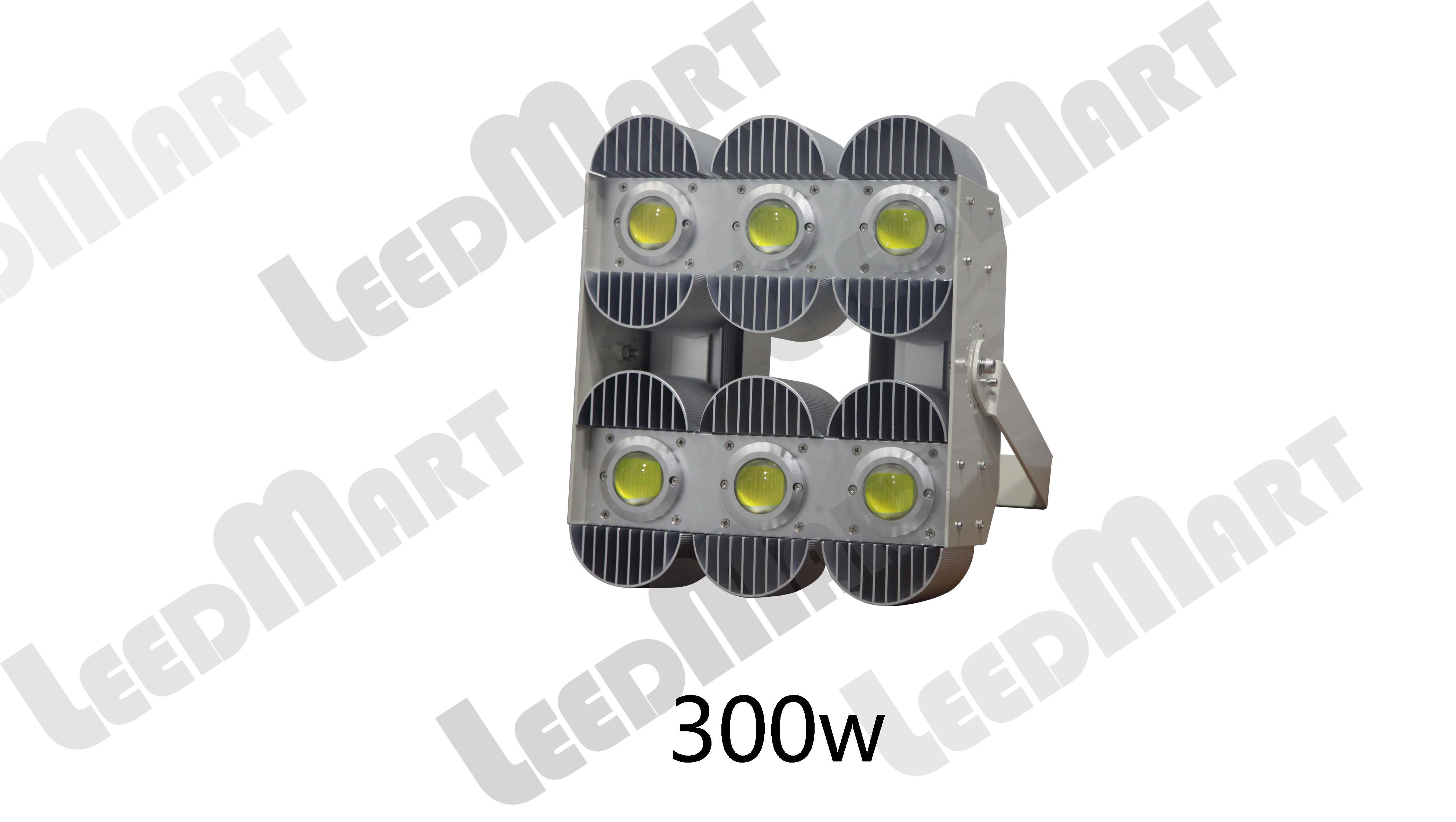 Good quality  IP65 50 watt -200 watt 24000 lumen LED flood light fixture dustproof