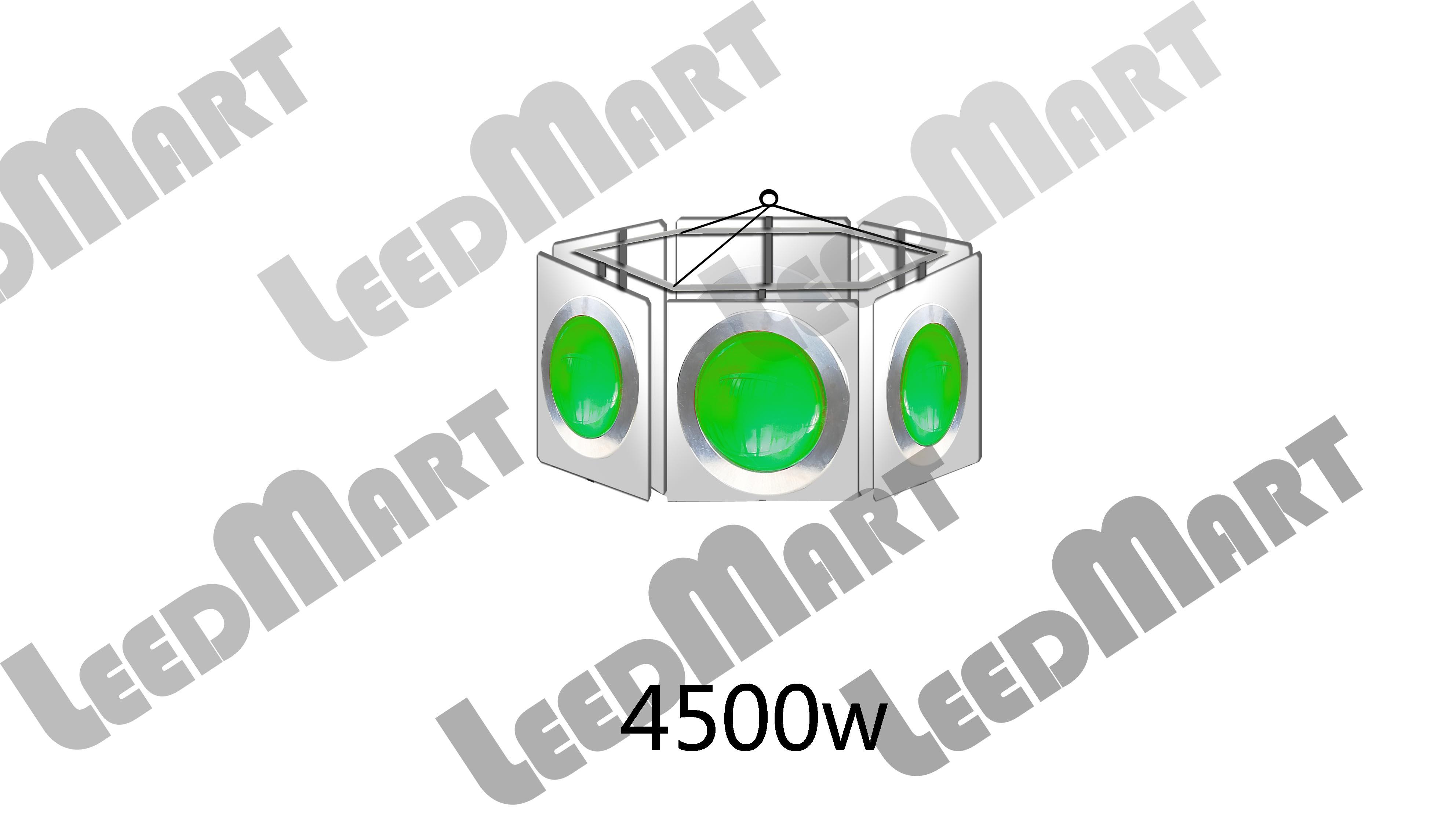 Underwater 300M high power LED fishing light attractor IP68 good quality 4500 watt-10500 watt 1260000 lumen innovative design
