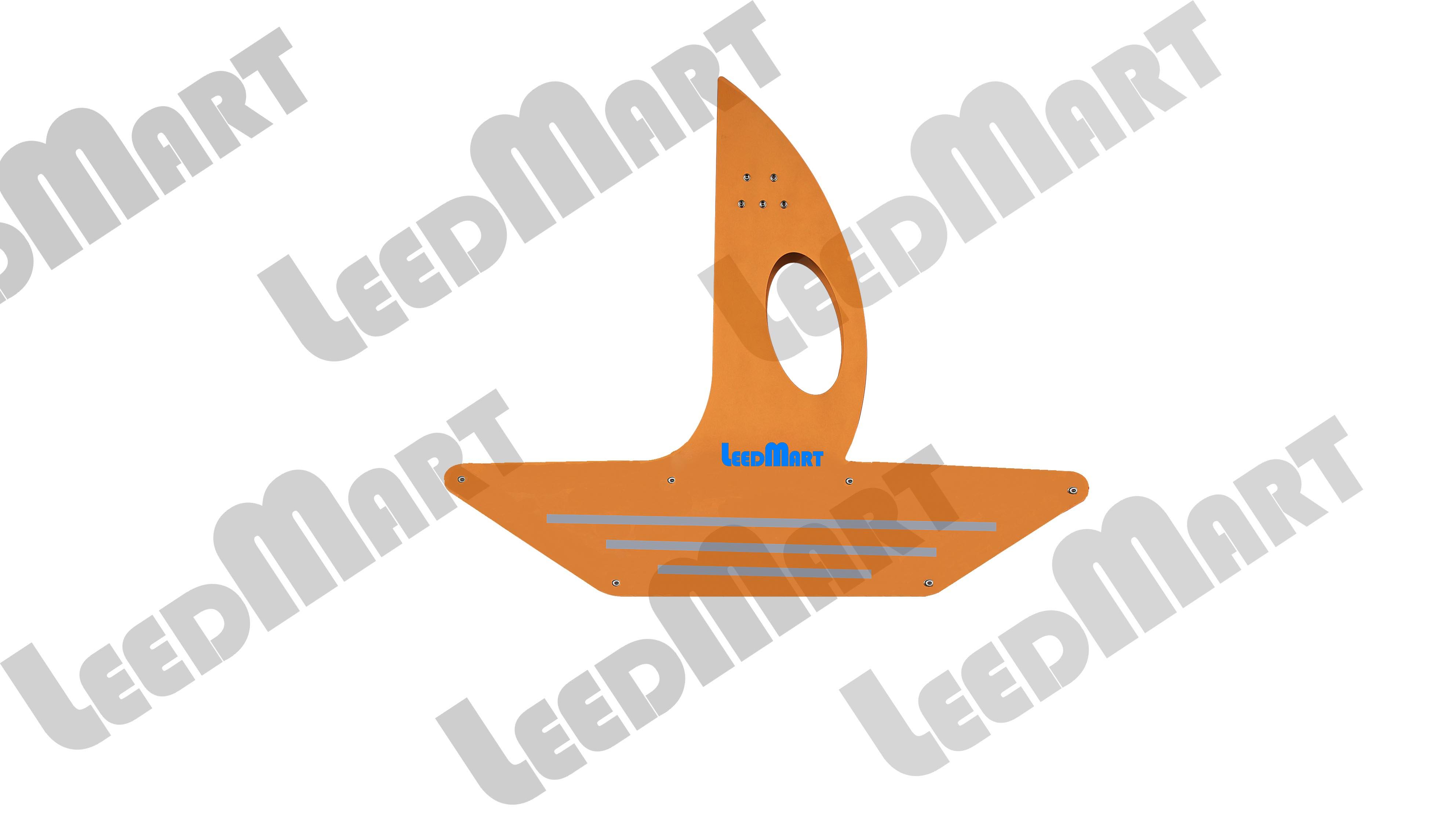 Customized LED street light IP65 60 watt -180watt 21600 lumen sail boat style