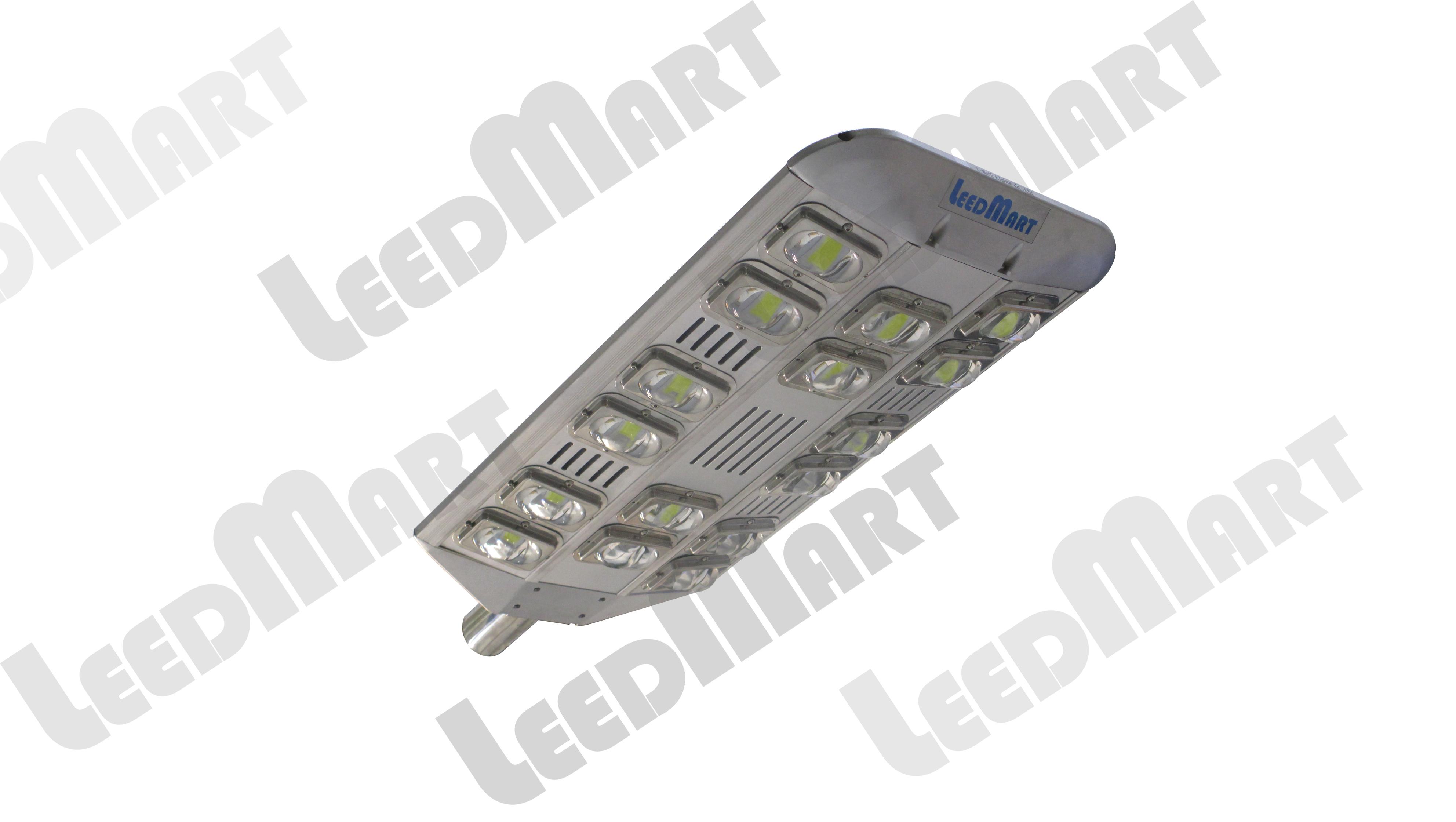 Super bright IP65 150 watt -240 watt 28800 lumen SMD LED Street Light